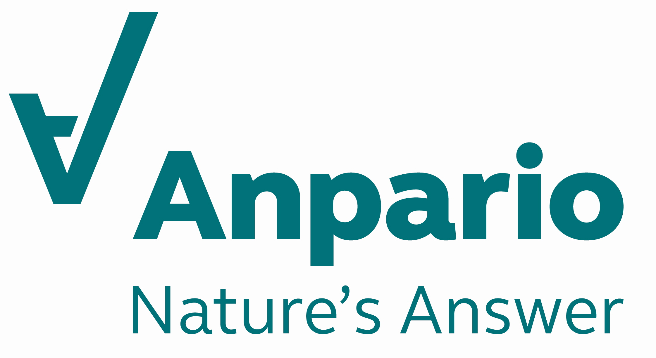 Logo with Nature's Answer